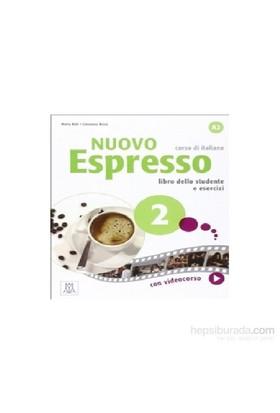 Nuovo Espresso 2 (A2) İtalyanca Orta-Alt Seviye-Giovanna Rizzo