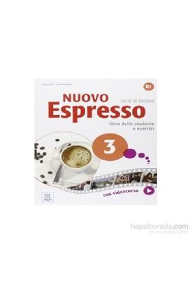 Nuovo Espresso 3 +Dvd Rom (B1) İtalyanca Orta Seviye-Maria Bali