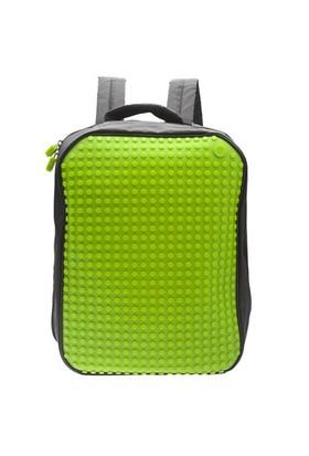 Pixelbags Sırt Çantası - Siyah - Yeşil