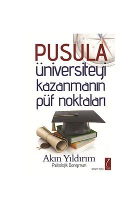 Pusula – Üniversiteyi Kazanmanın Püf Noktaları-Akın Yıldırım