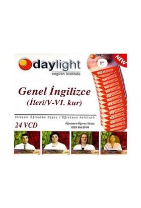 Daylight Genel İngilizce-İleri III.Bölüm 24 Vcd (Brd)