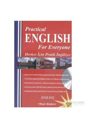 Practical English For Everyone-Herkes İçin Pratik İngilizce - Özge Koç