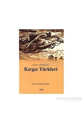 Kırgız Türkleri-Saadettin Yağmur Gömeç