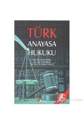 Türk Anayasa Hukuku - Bülent Yavuz