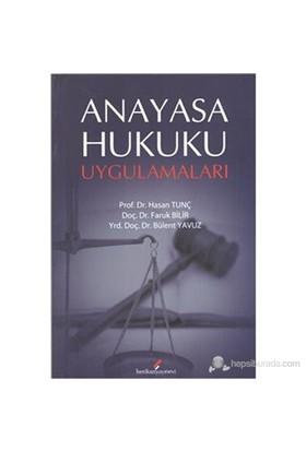 Türk Anayasa Hukuku Uygulamaları