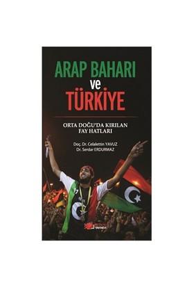 Arap Baharı Ve Türkiye-Serdar Erdurmaz