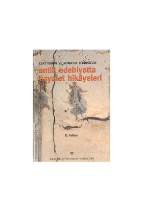 Antik Edebiyatta Hayalet Hikayeleri