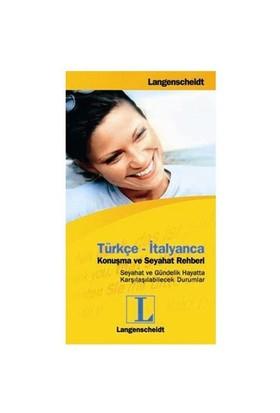 Türkçe - İtalyanca Konuşma Ve Seyahat Rehberi-Tanju Şahan