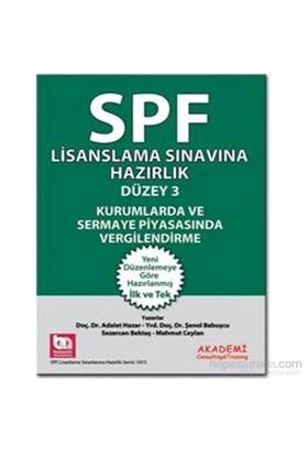Spf Lisanslama Sınavlarına Hazırlık Düzey 3 Kurumlarda Ve Sermaye Piyasasında Vergilendirme-Şenol Babuşcu