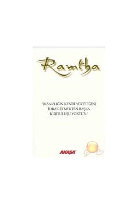 Ramtha - Beyaz Kitap - Steven Lee Weinberg