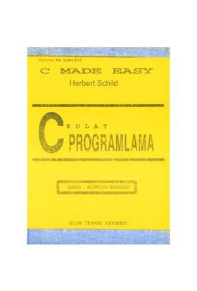 C Kolay Programlama - Herbert Schild