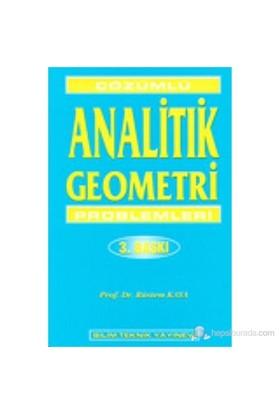 Çözümlü Analitik Geometri Problemleri-Rüstem Kaya