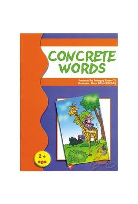 İlk Gördüklerim - Concrete Words - Ayşen Oy