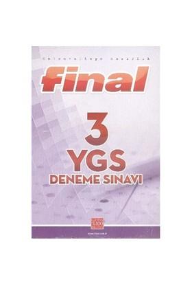 Final Ygs 3 Deneme-Komisyon