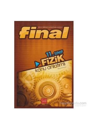 Final 11. Sınıf Fizik Konu Anlatımlı - Necati Dursun