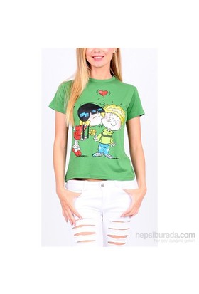 Köstebek Cedric&Chen Kadın T-Shirt