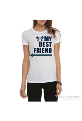 Köstebek My Best Friend Kadın Tişört