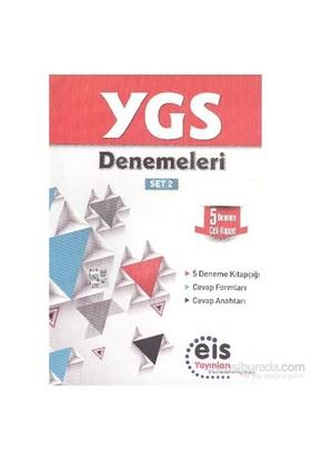Eis Ygs Denemeleri Set 2 5 Deneme-Kolektif