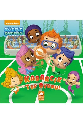 Kabarcık Çocuklar: Kabarcık Top Oyunu!-Kolektif