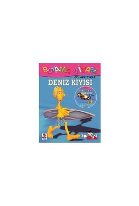 Deniz Kıyısı Boyama Kitabı (CD Hediyeli)