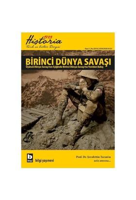 Historia 1923 Sayı: 1-Kolektif