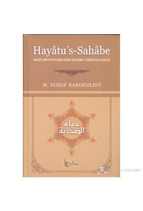 Hayatu's - Sahabe (Sahih Rivayetlere Göre Sahabe-i Kiram'ın Hayatı) - Muhammed Yusuf Kandehlevi