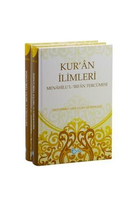 Kur'An İlimleri (2 Cilt) Menahilu'L: İrfan Tercümesi-Muhammed Abdulazim Ez Zürkani