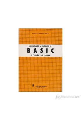 Açıklamalar ve Çözümler ile Basic