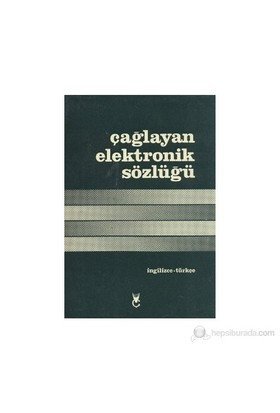 Çağlayan Elektronik Sözlüğü-Kolektif