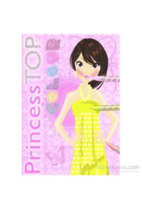 Princess Top Colour - Pembe-Kolektif