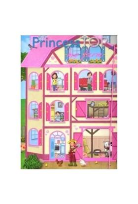 Princess Top Farm Pembe-Kolektif