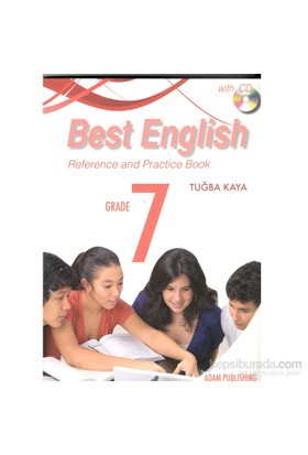Adam Best English Reference And Practice Book Grade 7