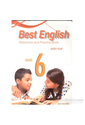 Adam Best English Reference And Practice Book Grade 6