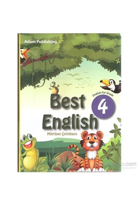 Adam Publishing Best English 4