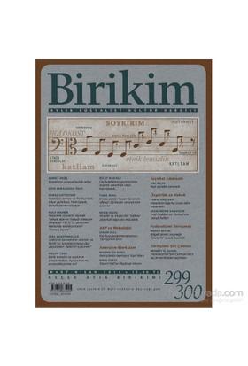 Birikim Dergisi Sayı 299-300