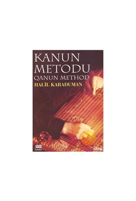 Kanun Metodu - Qanun Method - Dvd İlaveli