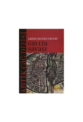 Gallıa Savaşı - Gaius Julius Caesar