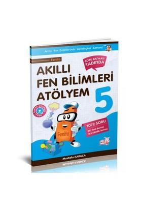 Arı Yayıncılık 5. Sınıf Fenito Akıllı Fen Bilimleri Atölyem - Mustafa Çelik