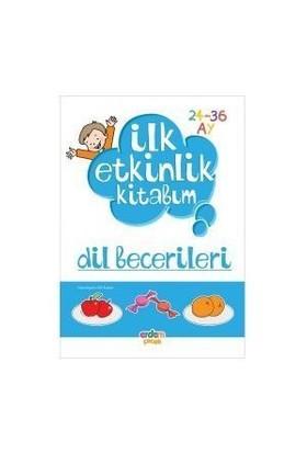 Erdem Yayınları İlk Etkinlik Kitabım Dil Becerileri-Kolektif