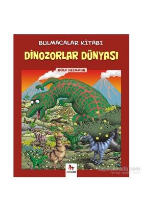 Dinozorlar Dünyası - Bulmacalar Kitabı-Rolf Heimann