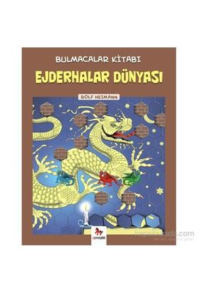 Ejderhalar Dünyası - Bulmacalar Kitabı-Rolf Heimann