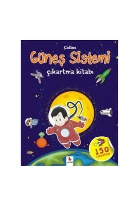 Collins Güneş Sistemi Çıkartma Kitabı