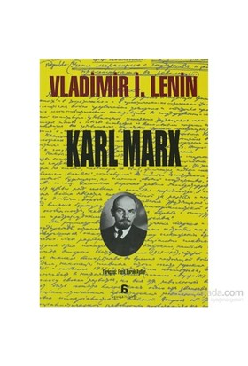 Karl Marx-Vladimir İlyiç Lenin