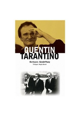 Quentin Tarantino - Gerald Peary