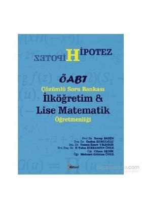 Hipotez Öabt Çözümlü Soru Bankası İlköğretim Lise Matematik - Recep Şahin