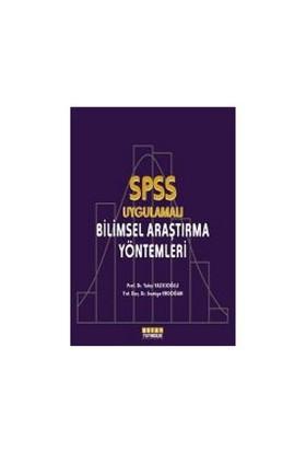 Spss Uygulamalı Bilimsel Araştırma Yöntemleri - Yahşi Yazıcıoğlu