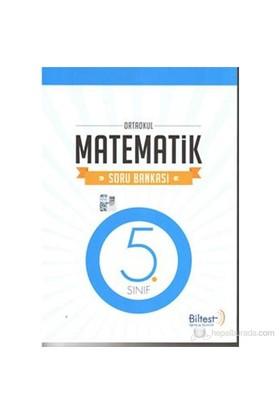 Biltest 5.Sınıf Matematik Soru Bankası