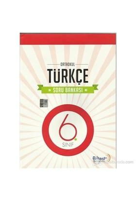 Biltest 6. Sınıf Türkçe Soru Bankası