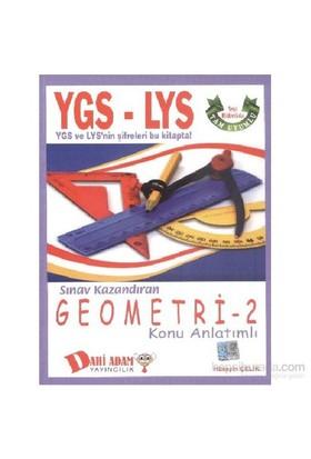 Dahi Adam YGS-LYS Sınav Kazandıran Geometri-2 Konu Anlatımlı