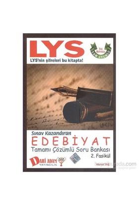 Dahi Adam LYS Sınav Kazandıran Edebiyat Soru Bankası-2. Fasikül